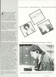 Page 11, 1988 Edition, Roncalli High School - Lance Yearbook (Aberdeen, SD) online yearbook collection