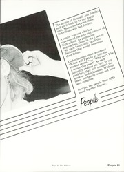 Page 15, 1988 Edition, Roncalli High School - Lance Yearbook (Aberdeen, SD) online yearbook collection