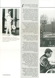Page 8, 1988 Edition, Roncalli High School - Lance Yearbook (Aberdeen, SD) online yearbook collection