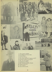 Gettysburg High School - Boomerang Yearbook (Gettysburg, SD) online yearbook collection, 1947 Edition, Page 50
