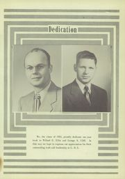 Page 11, 1952 Edition, Gettysburg High School - Boomerang Yearbook (Gettysburg, SD) online yearbook collection