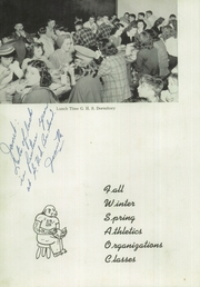 Page 10, 1948 Edition, Gregory High School - Gorilla Yearbook (Gregory, SD) online yearbook collection
