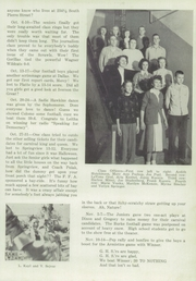 Page 13, 1948 Edition, Gregory High School - Gorilla Yearbook (Gregory, SD) online yearbook collection