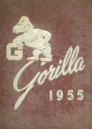 1955 Edition, Gregory High School - Gorilla Yearbook (Gregory, SD)