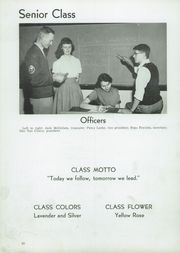 Page 14, 1955 Edition, Gregory High School - Gorilla Yearbook (Gregory, SD) online yearbook collection