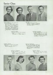 Page 15, 1955 Edition, Gregory High School - Gorilla Yearbook (Gregory, SD) online yearbook collection