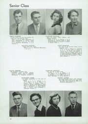 Page 16, 1955 Edition, Gregory High School - Gorilla Yearbook (Gregory, SD) online yearbook collection