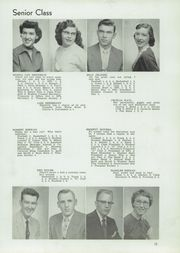 Page 17, 1955 Edition, Gregory High School - Gorilla Yearbook (Gregory, SD) online yearbook collection