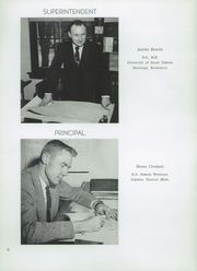Page 10, 1956 Edition, Gregory High School - Gorilla Yearbook (Gregory, SD) online yearbook collection
