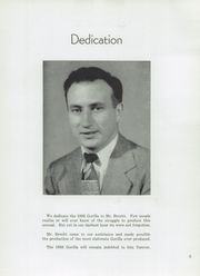 Page 7, 1956 Edition, Gregory High School - Gorilla Yearbook (Gregory, SD) online yearbook collection