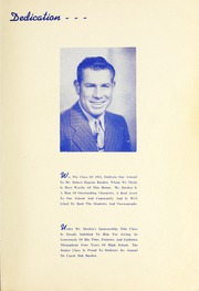 Page 3, 1952 Edition, Hill City High School - Ranger Yearbook (Hill City, SD) online yearbook collection