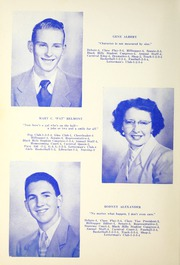 Page 6, 1952 Edition, Hill City High School - Ranger Yearbook (Hill City, SD) online yearbook collection