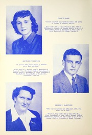 Page 8, 1952 Edition, Hill City High School - Ranger Yearbook (Hill City, SD) online yearbook collection