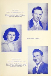 Page 9, 1952 Edition, Hill City High School - Ranger Yearbook (Hill City, SD) online yearbook collection
