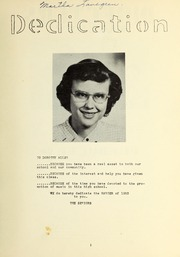 Page 3, 1953 Edition, Hill City High School - Ranger Yearbook (Hill City, SD) online yearbook collection