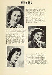 Page 9, 1953 Edition, Hill City High School - Ranger Yearbook (Hill City, SD) online yearbook collection