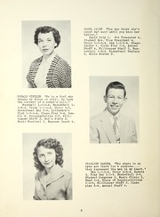 Page 10, 1955 Edition, Hill City High School - Ranger Yearbook (Hill City, SD) online yearbook collection
