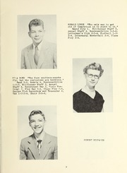 Page 11, 1955 Edition, Hill City High School - Ranger Yearbook (Hill City, SD) online yearbook collection