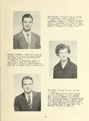 Page 13, 1955 Edition, Hill City High School - Ranger Yearbook (Hill City, SD) online yearbook collection