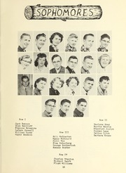 Page 17, 1955 Edition, Hill City High School - Ranger Yearbook (Hill City, SD) online yearbook collection