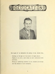 Page 3, 1955 Edition, Hill City High School - Ranger Yearbook (Hill City, SD) online yearbook collection