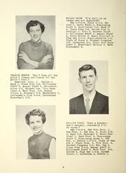 Page 8, 1955 Edition, Hill City High School - Ranger Yearbook (Hill City, SD) online yearbook collection