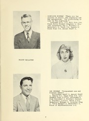 Page 9, 1955 Edition, Hill City High School - Ranger Yearbook (Hill City, SD) online yearbook collection