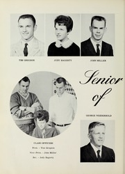 Page 12, 1961 Edition, Hill City High School - Ranger Yearbook (Hill City, SD) online yearbook collection