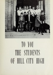 Page 7, 1961 Edition, Hill City High School - Ranger Yearbook (Hill City, SD) online yearbook collection