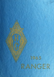 Hill City High School - Ranger Yearbook (Hill City, SD) online yearbook collection, 1965 Edition, Page 1