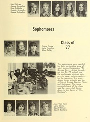 Page 15, 1975 Edition, Hill City High School - Ranger Yearbook (Hill City, SD) online yearbook collection