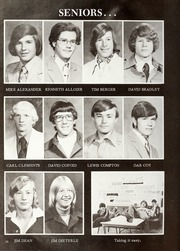 Page 16, 1976 Edition, Hill City High School - Ranger Yearbook (Hill City, SD) online yearbook collection