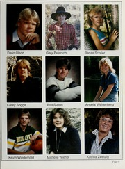 Page 13, 1986 Edition, Hill City High School - Ranger Yearbook (Hill City, SD) online yearbook collection