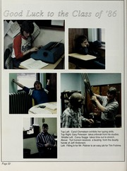 Page 14, 1986 Edition, Hill City High School - Ranger Yearbook (Hill City, SD) online yearbook collection