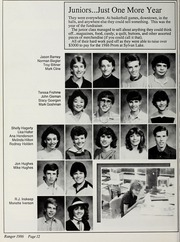 Page 16, 1986 Edition, Hill City High School - Ranger Yearbook (Hill City, SD) online yearbook collection
