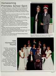 Page 7, 1986 Edition, Hill City High School - Ranger Yearbook (Hill City, SD) online yearbook collection