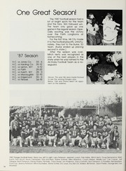 Page 18, 1988 Edition, Hill City High School - Ranger Yearbook (Hill City, SD) online yearbook collection
