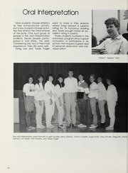 Page 28, 1988 Edition, Hill City High School - Ranger Yearbook (Hill City, SD) online yearbook collection