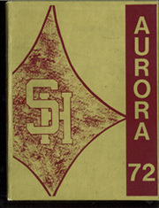 Page 1, 1972 Edition, Shandin Hills Middle School - Aurora Yearbook (San Bernardino, CA) online yearbook collection