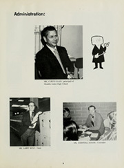 Page 7, 1972 Edition, Shandin Hills Middle School - Aurora Yearbook (San Bernardino, CA) online yearbook collection