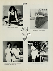 Page 9, 1972 Edition, Shandin Hills Middle School - Aurora Yearbook (San Bernardino, CA) online yearbook collection