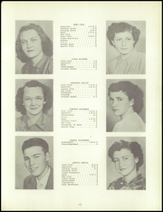 Page 17, 1951 Edition, Newell High School - Lateral Yearbook (Newell, SD) online yearbook collection