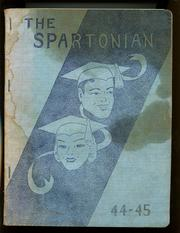 1945 Edition, Wessington Springs High School - Spartonian Yearbook (Wessington Springs, SD)