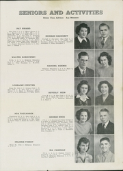 Page 11, 1946 Edition, Wessington Springs High School - Spartonian Yearbook (Wessington Springs, SD) online yearbook collection