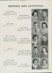 Page 13, 1946 Edition, Wessington Springs High School - Spartonian Yearbook (Wessington Springs, SD) online yearbook collection