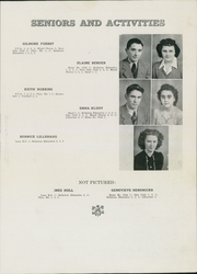 Page 15, 1946 Edition, Wessington Springs High School - Spartonian Yearbook (Wessington Springs, SD) online yearbook collection