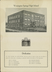 Page 4, 1946 Edition, Wessington Springs High School - Spartonian Yearbook (Wessington Springs, SD) online yearbook collection