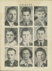 Page 6, 1946 Edition, Wessington Springs High School - Spartonian Yearbook (Wessington Springs, SD) online yearbook collection