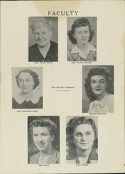Page 7, 1946 Edition, Wessington Springs High School - Spartonian Yearbook (Wessington Springs, SD) online yearbook collection