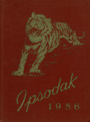 1956 Edition, Ipswich High School - Ipsodak Yearbook (Ipswich, SD)